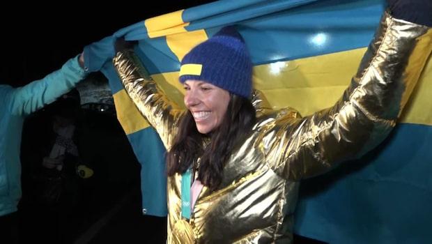 Alla svenska guldmedaljer
