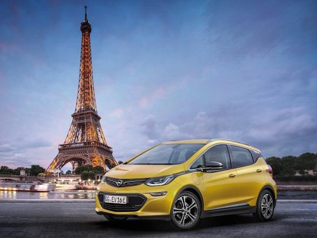 Opel kan bli franskt redan i slutet av veckan.