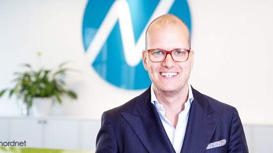 Joakim Bornold, sparekonom på Nordnet. Foto: PRESSBILD NORDNET / NORDNET
