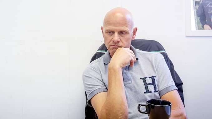 """Åke Svanstedt försvarar sig nu efter kritiken: """"Ser värre ut än vad det var"""" Foto: ÖRJAN F ELLINGVÅG"""