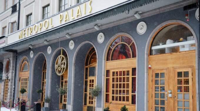 Porrstjärnan Puma Swede har vid två tillfällen, i september och oktober förra året, uppträtt på den krog, Metropol Palais, i centrala Stockholms som Kommunal driver via ett eget bolag. Foto: Maja Suslin/TT