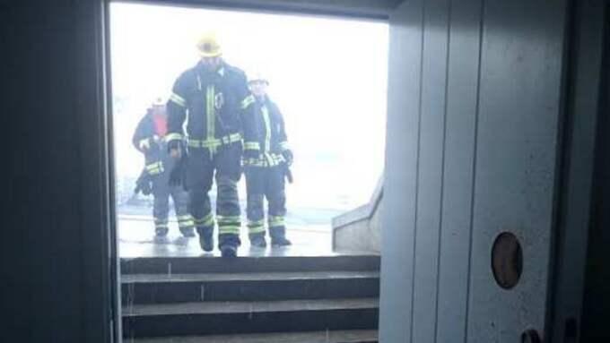 Chefens utlånade villa brändes ner av grillande anställd Foto: Polisens förundersökning