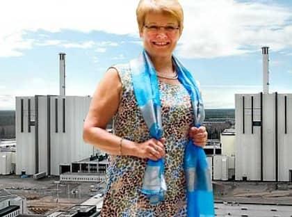 MODIGA MAUD. Maud Olofsson vågade göra upp med vad som en gång var Centerns stora profilfråga. (Montage). Foto: KRISTER LARSSON och SUVAD MRKONJIC