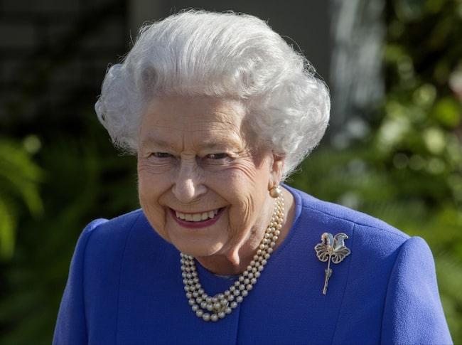Drottning Elizabeth vet vad hon gillar.