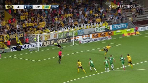 TV: Här räddar Wiland Bajens poäng