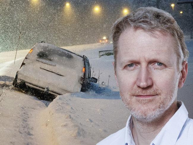 BERGGREN: Nu börjar det riktiga svenska rallyt – när stressade stockholmare ska köra till fjällen.