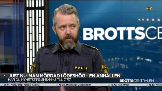 Johan Heed: Så ska du agera om du ser ett grovt brott