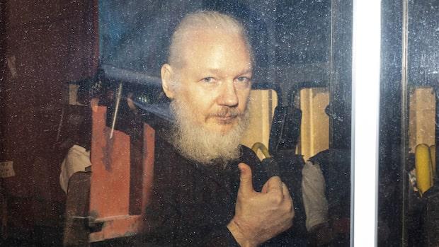Besked om Assange: Utredningen läggs ned