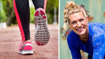 promenera varje dag gå ner i vikt