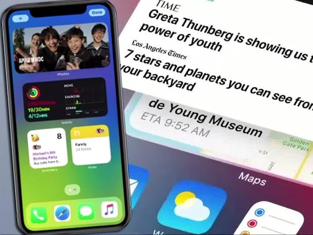 Så förändras Iphone – flera stora nyheter