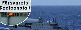 """Första bilden på det nya """"spionskeppet"""""""