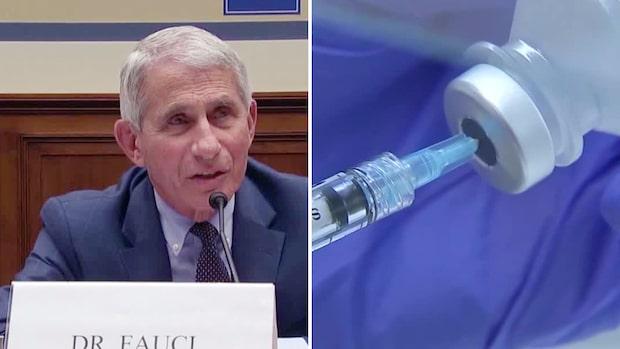 Smittskyddsexpert: Säkert och effektivt vaccin 2021