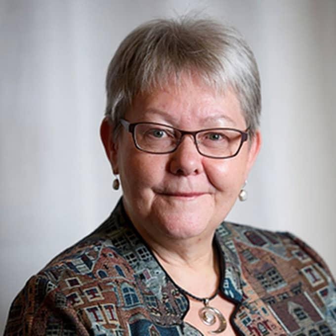 Svenska kyrkans generalsekreterare Helén Ottosson Lovén. Foto: Magnus Aronsson/Ikon / SVENSKA KYRKAN/IKON