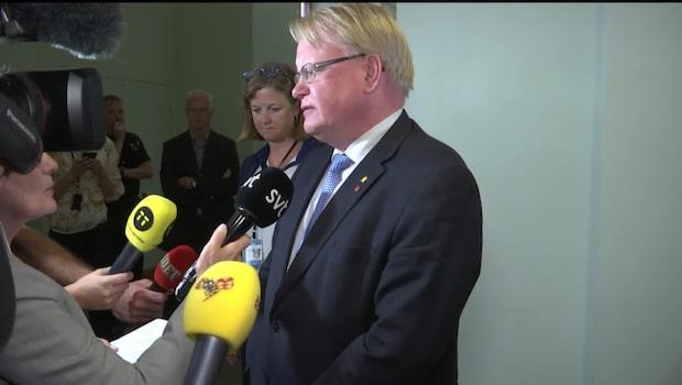 Därför informerade Ygeman och Hultqvist inte Löfven