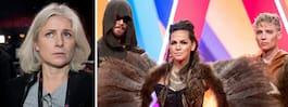Gör reklam för datorspel – får  ändå tävla i Melodifestivalen