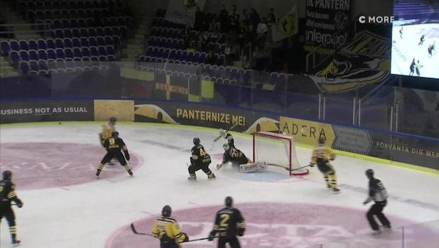 Höjdpunkter: Södertälje SK-Pantern