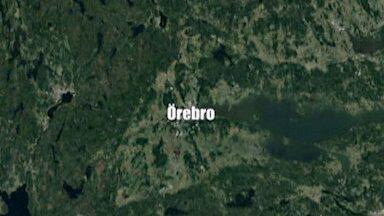 Två barn påkörda i Örebro
