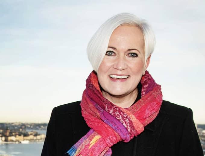 Acko Ankarberg Johansson har meddelat valberedning att hon kandiderar som partiledare. Foto: Olle Sporrong