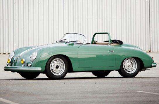 Det efter att han sålt en eftertraktad Porsche för närmare 15 miljoner kronor.