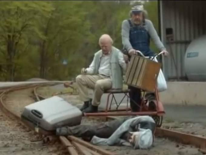 """Samtidigt avslöjar Felix Herngren att uppföljaren till """"Hundraåringen"""" kan få premiär i år."""