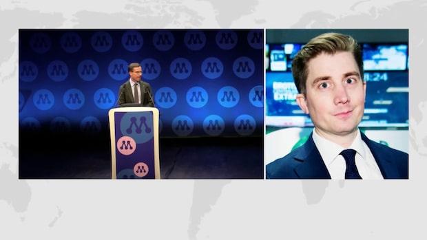 Torbjörn Nilsson om väljarnas förtroende för M
