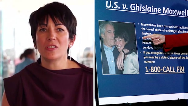 Ghislaine Maxwell hade svenska kontakter – kan intressera utredare