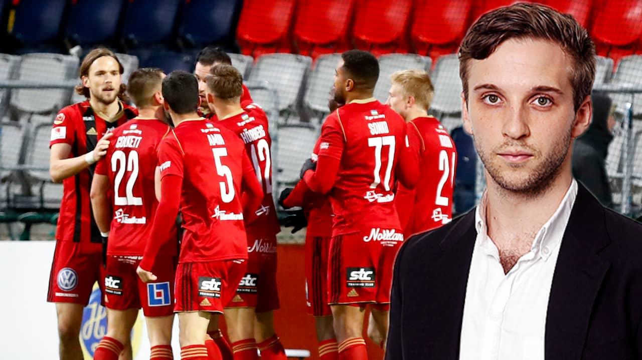 NOA BACHNER: Nämen, är Östersunds sponsor ett litet konstigt bolag på Cypern?