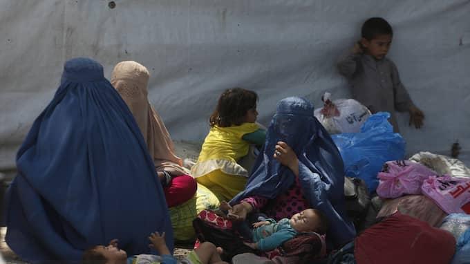 Morgan Johansson är frustrerad över hur löget ser ut för flyktingar nu. Foto: MUHAMMAD SAJJAD