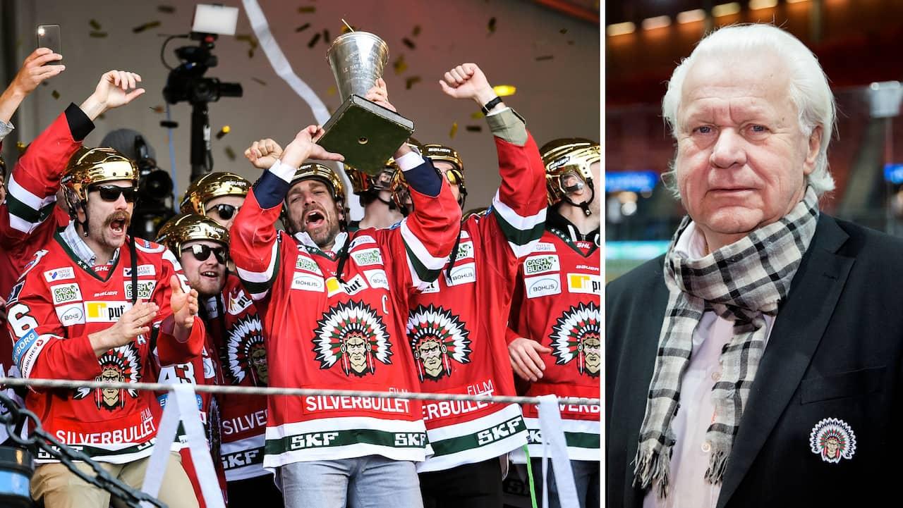 Göteborg: Frölundas miljonregn efter guldsäsongen