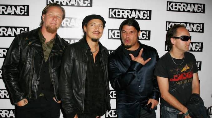 1. Metallica Huvudnamnet som garanterar att den första upplagan av nystartade Sthlm Fields slutar med en publiksuccé. Upplägget inför sommarens spelningar är publikfriande: Alla med biljett får lägga en röst på hur låtlistan ska se ut. Metallica kommer sedan att spela 17 önskelåtar, samt själva välja ut ett spår från sitt kommande album. (Gärdet, Stockholm 30/5). Foto: Ferdaus Shamim