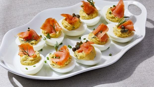"""Forskarnas varning: """"För många ägg kan göra dig sjuk"""""""