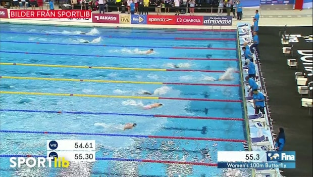 TV: Sjöström närmar sig totalsegern