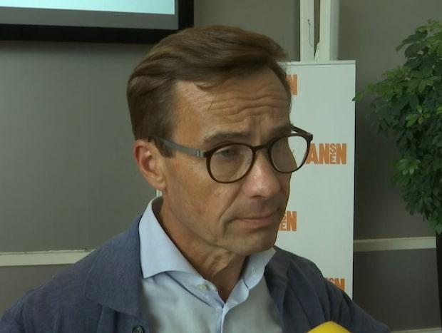 "Ulf Kristersson: ""Det är helt oacceptabelt"""