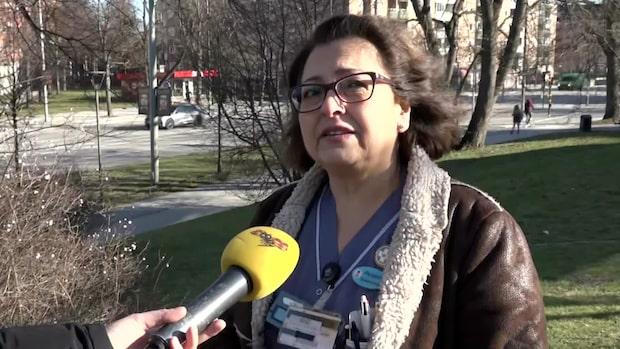 """Kaos på Södersjukhuset: """"Det är en ond cirkel"""""""