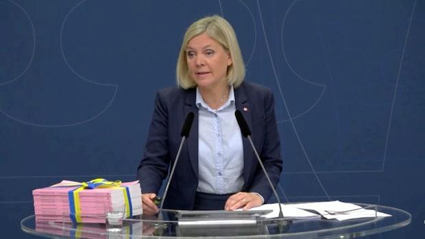 """""""Ytterligare fem miljarder till kommuner och landsting"""""""