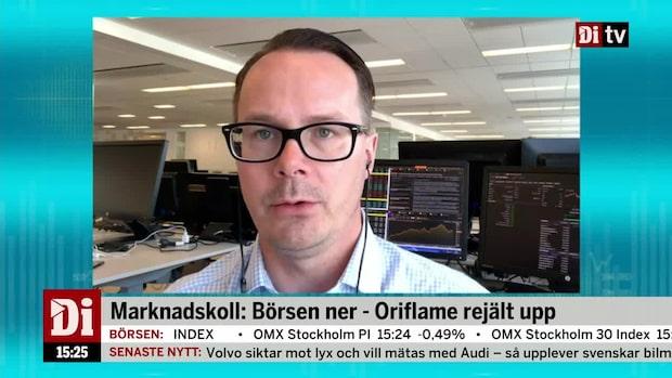 """Livijn om läget på börsen: """"Lite avslaget"""""""
