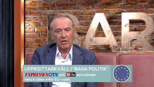 """Jan Eliasson: """"Människor vill se resultat"""""""