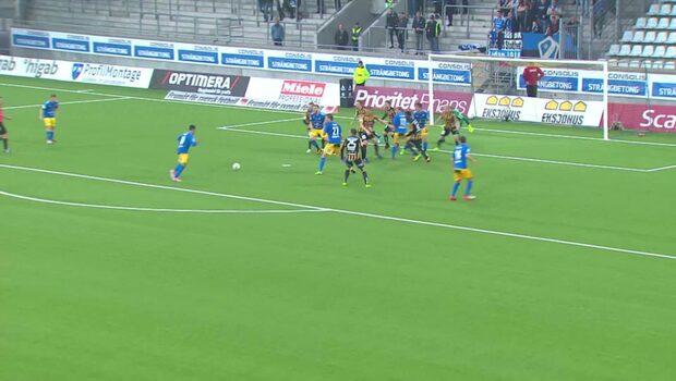 Highlights: Häcken-Halmstad