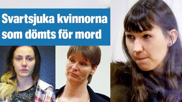 Svartsjuka kvinnorna som dömts för mord