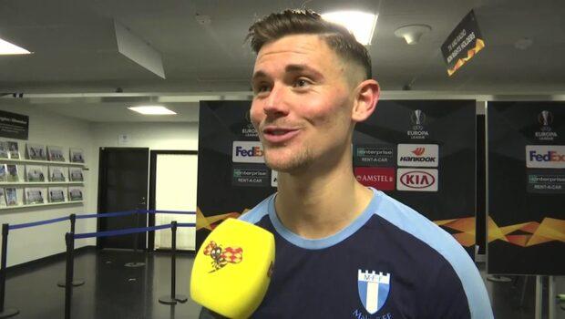 """Antonsson: """"Jag känner mig i bra form"""""""