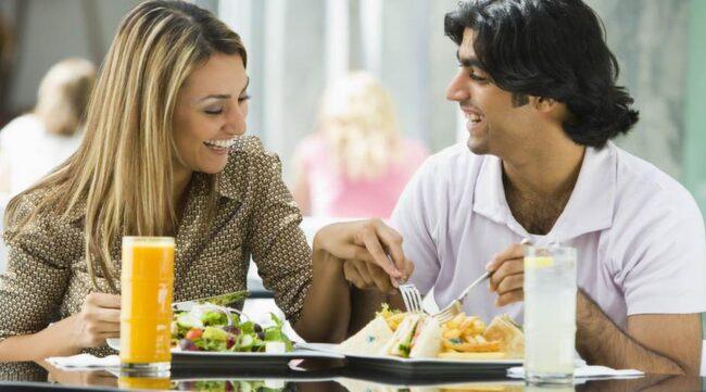 Sju av tio singlar känner sig nervösa inför en första dejt med någon.
