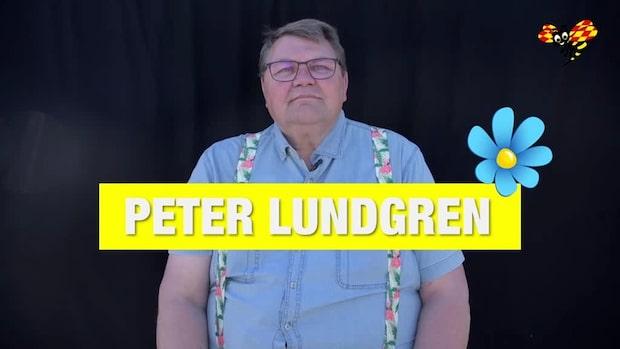 EU-kandidaterna: Peter Lundgren (SD)