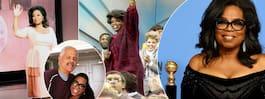 Oprahs tuffa väg mot  USA:s maktelit