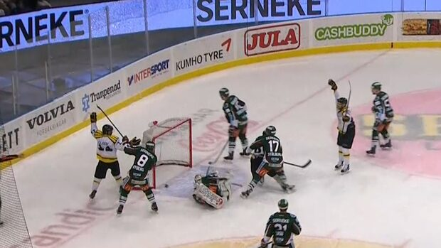 Brynäs klart för SM-final