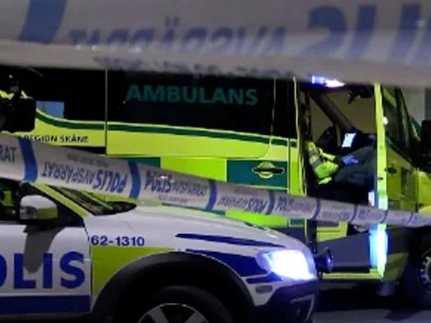 """Polisen om skottlossningen i Malmö: """"Vi har uppgifter om bilen"""""""