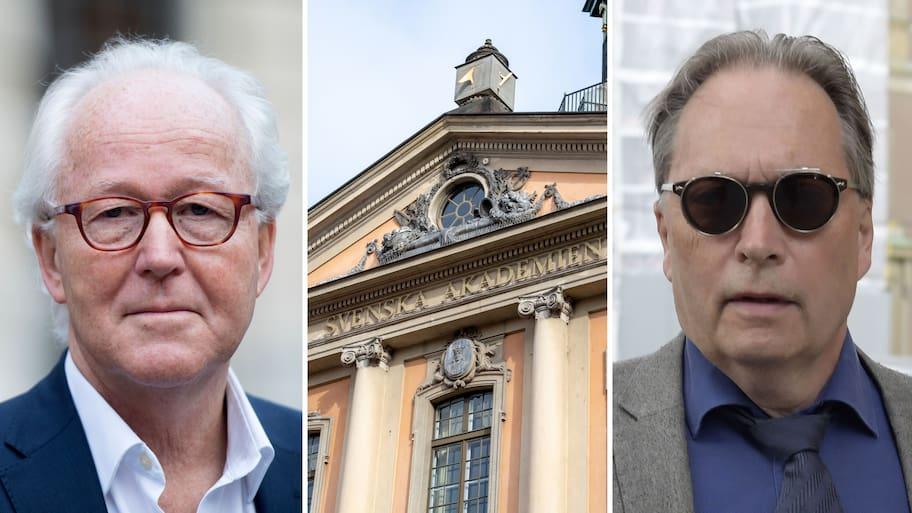 Krisen i Svenska Akademien är pågående. Flera ledamöter har i