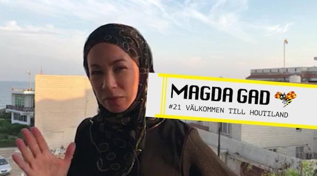 Magda Gad - Välkommen till Houtiland