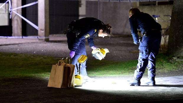 Två våldsbrott i Nyköping på kort tid