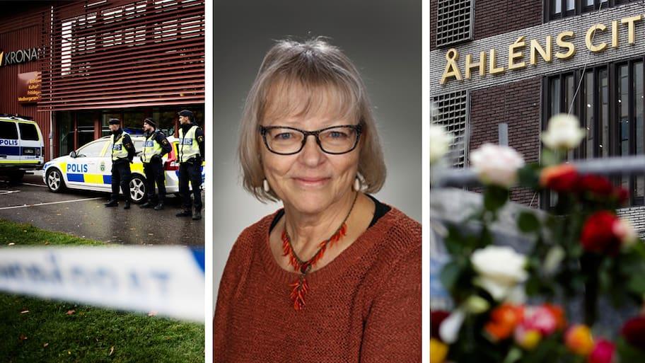 Läraren Marie upplevde skolattacken – dödades i terrordådet