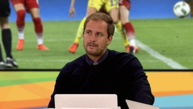 """Thomas Wilbachers uppmaning efter Sveriges finalförlust: """"Var stolta"""""""